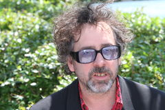 Tim Burton. CANNES, FRANCE - MAY 12: Tim Burton attends the 'Jury' Photocall at the Palais des Festivals during the 63rd Annual Cannes Film Festival on May 12 Royalty Free Stock Photography