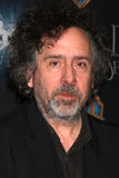 Tim Burton arrives at the Warner Brothers Photo Op at CinemaCom 2012 Royalty Free Stock Photo