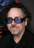 Tim Burton. Attends the World Premiere of `The Nightmare Before Christmas 3D` held at the El Capitan Theatre in Hollywood, California on October 16, 2006 Royalty Free Stock Photography
