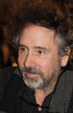 Tim Burton At The King's Speech Premiere Royalty Free Stock Photo