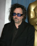 Tim Burton. Oscar Nominee Luncheon Beverly Hilton Hotel February 13, 2006 Royalty Free Stock Image