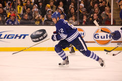 Tim Conolly Toronto Maple Leafs Stock Photography