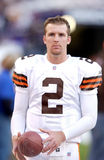 Tim Couch imagem de stock royalty free