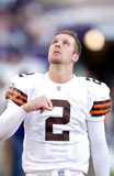 Tim Couch Royalty Free Stock Photography