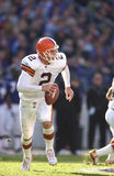Tim Couch, Cleveland Browns QB stock image