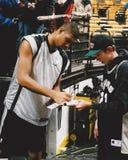 Tim Duncan, San Antonio Spurs στοκ εικόνες με δικαίωμα ελεύθερης χρήσης