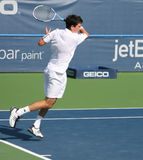 Tim Henman Forehand Stock Photography