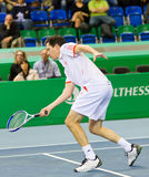 Tim Henman at Zurich Open 2012 Royalty Free Stock Photography