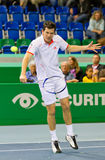 Tim Henman at Zurich Open 2012 Stock Image