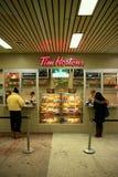 Tim Hortons lizenzfreie stockfotografie