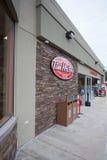 Tim Hortons sklep z kawą obraz stock
