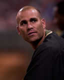 Tim Hudson Oakland Athletics Royaltyfri Bild