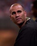 Tim Hudson, Oakland Athletics. Royalty Free Stock Image