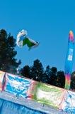 Tim-Kevin Ravnjak, de Olympische Spelen van de Jeugd Royalty-vrije Stock Afbeelding