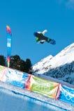 Tim-Kevin Ravnjak, de Olympische Spelen van de Jeugd Royalty-vrije Stock Foto's