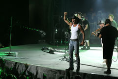 Tim McGraw Stock Afbeelding