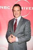 Tim McKay komt bij de NBC- het TCL-de Winter van 2011 Partij aan Stock Foto's