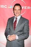 Tim McKay komt bij de NBC- het TCL-de Winter van 2011 Partij aan Stock Afbeeldingen