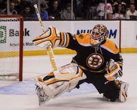 Tim Thomas, Boston Bruins Stockfotografie