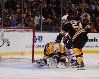 Tim Thomas, Boston Bruins Fotografia de Stock