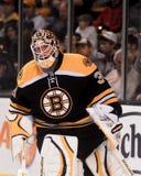 Tim Thomas, Boston Bruins Imagens de Stock Royalty Free