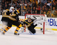 Tim Thomas, Boston Bruins Image stock