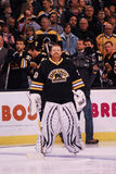 Tim Thomas, Boston Bruins Fotografia de Stock Royalty Free