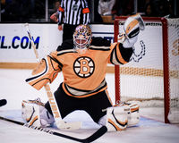 Tim Thomas Boston Bruins. Royalty Free Stock Photography