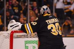 Tim Thomas, Boston Bruins Royalty Free Stock Image