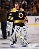 Tim Thomas, Boston Bruins Stock Image