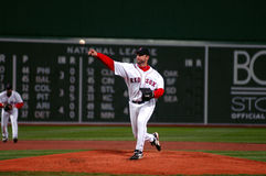 Tim Wakefield Boston Red Sox Stock Photography