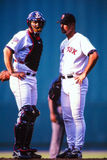 Tim Wakefield, Boston Red Sox Royalty Free Stock Image