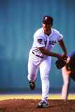 Tim Wakefield, Boston Rode Sox Stock Afbeeldingen