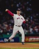 Tim Wakefield Boston Rode Sox Stock Foto's