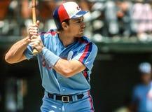 Tim Wallach, Montreal Expos Third Baseman Stock Photos