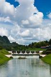 Timah Tasoh Dam Stock Images
