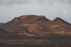 timanfaya för 2011 canarian öjuni lanzarote nationalpark Royaltyfri Bild