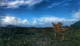 Timanfaya Lanzarote Stock Images