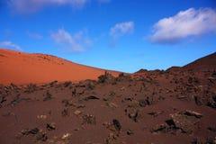 Timanfaya, Lanzarote Royalty Free Stock Images