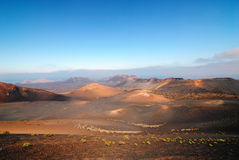 Timanfaya Royalty Free Stock Photos