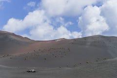 Timanfaya National Park. Stock Photography