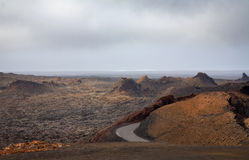 Timanfaya National Park, Stock Photography
