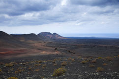 Timanfaya National Park Royalty Free Stock Image