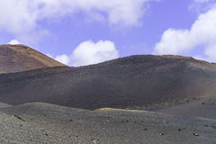 Timanfaya National Park. Royalty Free Stock Photography