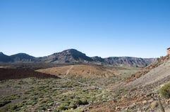 Timanfaya National Park Royalty Free Stock Images