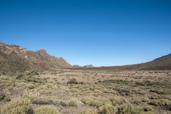 Timanfaya National Park Stock Photography