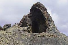 Timanfaya National Park. Royalty Free Stock Photography