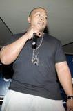 Timbaland performing live Royalty Free Stock Photos