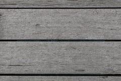 Timber панель, справляясь на моле Noarlunga порта стоковое изображение