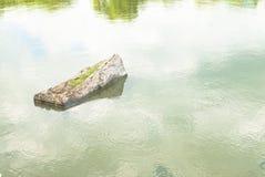Timber湖 库存图片